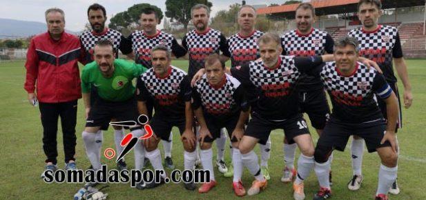 Soma Masterler 3-0 Gaziemir Masterler