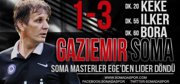 Gaziemir Master 1-3 Soma Master
