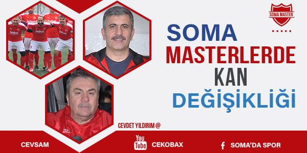 Soma Masterler de Kan Değişikliği