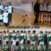 Soma Okul Sporları: Voleybol, Basketbol ve Futbol Maçları Başladı