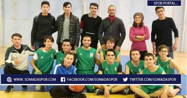 Basketbolda Anadolu ve Fen Lisesi Galip Geldi.