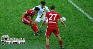 Somaspor-Osmaniyespor FK Maçının Yayımlanamayan Görselleri