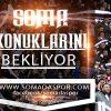 Somaspor, Zaferspor ve Turgutalp Gençlikspor Rakiplerini Bekliyor.