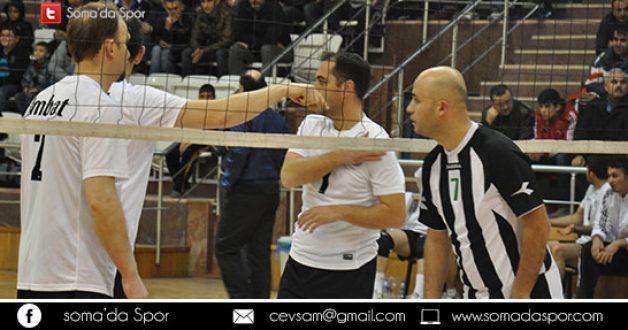 Soma Kaymakamlık Voleybol Turnuvası 15 Şubat'ta Başlıyor..