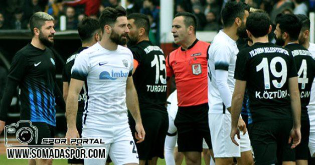 Somaspor 1-0 Yıldırım Belediyespor