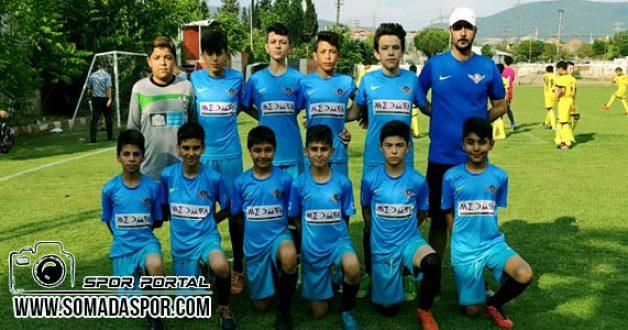 Manisa U-13 Ligi: 7.Hafta Maç Sonuçları, Puan Durumu ve 8.Hafta Maçları