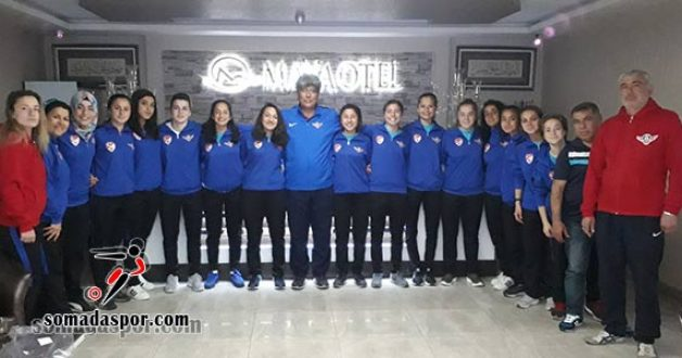 Soma Zafer Sporlu Kızlarımız Afyon'da..