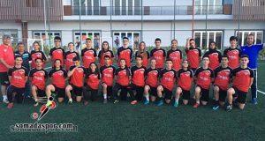 Zaferspor'lu Yıldız Kız ve Erkek U-15 Takımı Türkiye Şampiyonasına Hazır.
