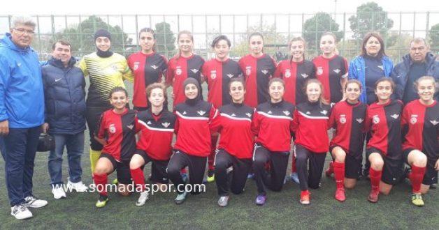 Zaferspor'lu Kızlarımız 90+3'de İki Puanı Bıraktı!