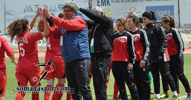 Zaferspor Bayan Futbol Takımı İç Saha Maçına Çıkıyor..