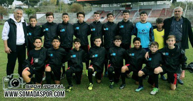 Zaferspor 6-1 Somaspor