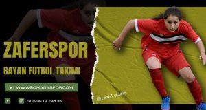 Zaferspor Bayan Futbol Takımı VİDEO