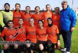 Zaferspor Bayan Futbol Takımımız Manisa Deplasmanında..