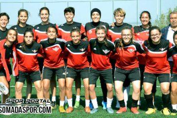 Zaferspor Bayan Futbol Takımı Hazırlıklarını Sürdürüyor