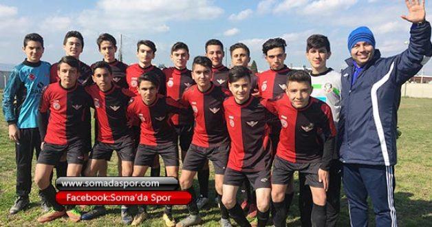 Manisa U-15 Ligi Dördüncü Hafta Maçları Oynandı.