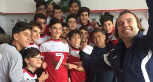U-14'lerde Zaferspor Namağlup Şampiyon Oldu!