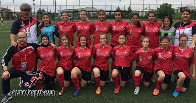 Zafer Sporlu Kızlar Sessiz Sedasız Tarih Yazıyor.