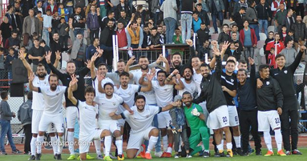 Somaspor 3-0 Çiğli Belediyespor