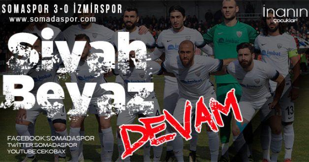 Somaspor 3-0 İzmirspor
