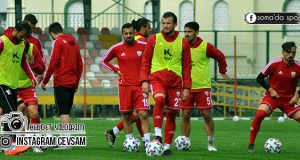 Lider Somaspor 2.Yarı Startını Yarın Veriyor.