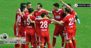 Somaspor'dan Yeni Yıl Hediyesi: Somaspor 3-0 Isparta 32 Spor
