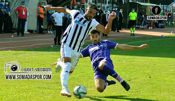 Somaspor 3-3 Afjet Afyonspor