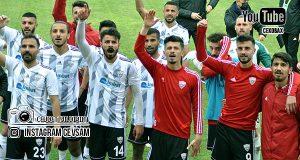 Somaspor 4-1 Karşıyaka VİDEO