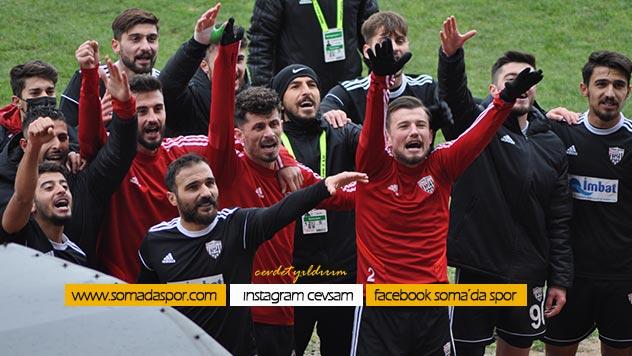 Somaspor-Erokspor Maç Fotoları