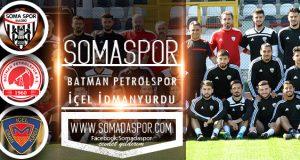 Somaspor, 4 Günde İki Maça Çıkacak