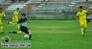 Manisa U-14 Ligi:Somaspor 2-3 Saruhanlı Bld.Spor