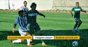 Somaspor, Akhisarspor İle Hazırlık Maçı Oynadı