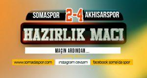 Akhisarspor Hazırlık Maçının Ardından