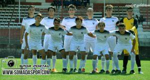 Somaspor'a Alt Yapıdan Gelen Oyuncu Sayısı 7 Oldu