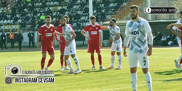 SOMASPOR-ARHAVİSPOR 3-0