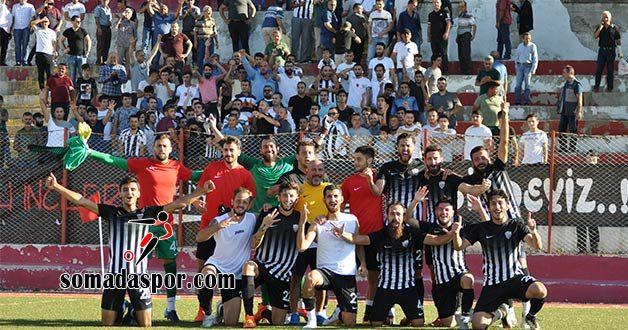Ayvalıkgücü Belediyespor 1-3 Somaspor
