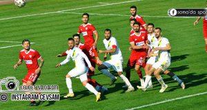 Lider Somaspor'da, Sakat, Cezalı ve Sınırdaki Oyuncular Can Sıkıyor
