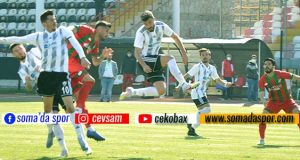Somaspor 1-0 Cizrespor (VİDEO)