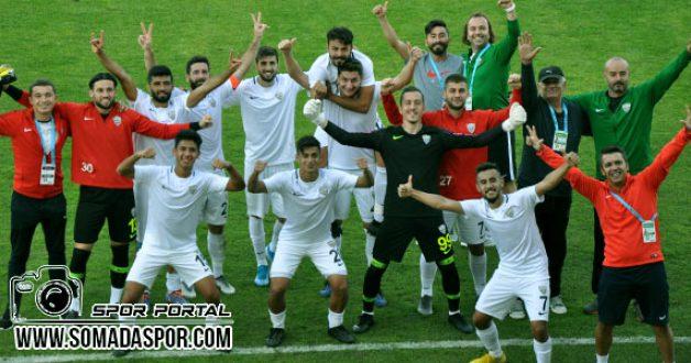 Somaspor 2-0 Darıca Gençlerbirliği