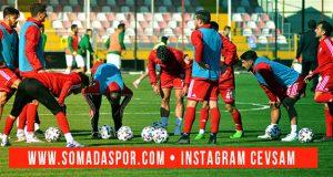 Somaspor'un Erbaaspor Maçı Öncesi Test Sonuçları Belli Oldu