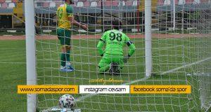 Somaspor'dan Erokspor'a Futbol Karakteri: 4-2