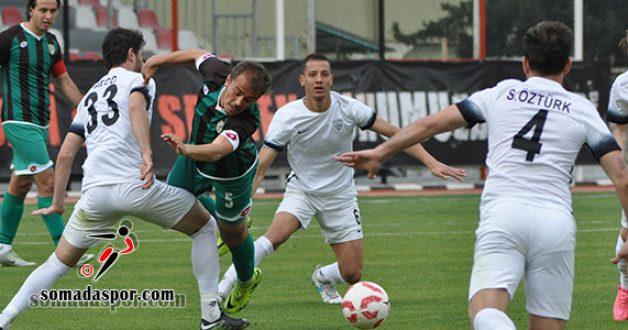 Somaspor 2-0 Bornova Yeşilova Spor