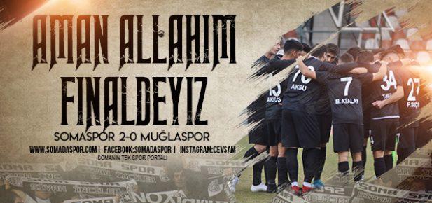 Somaspor 2-0 Muğlaspor