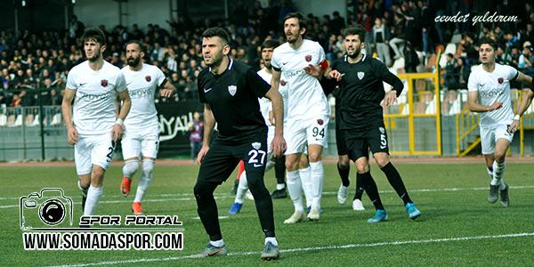 Somaspor 1-1 Gölcükspor (Video)