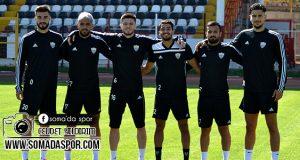 Somaspor'da Golcüler, Yalovaspor Maçını Bekliyor