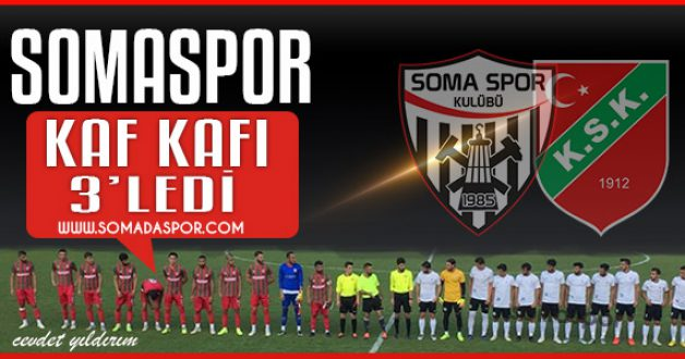 Somaspor 3-2 Karşıyaka