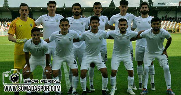 Somaspor 0-1 Karacabey Belediyespor