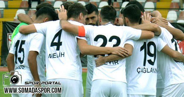Somaspor-Kelkit Belediyespor Maç Önü..