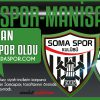 Somaspor 4-1 Manisaspor