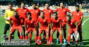 Somaspor Forması Giyen Oyuncu Çatalcaspor'la Anlaştı
