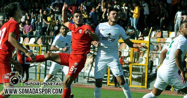 Somaspor 0-3 Muğlaspor